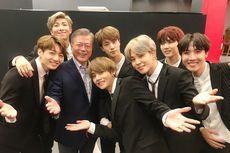 Dynamite Puncaki Billboard Hot 100, BTS Dapat Ucapan dari Presiden Korea Selatan