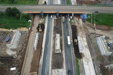 Girder Jembatan Dipasang, Progres Tol Akses Bandara Kertajati Tembus 60 Persen