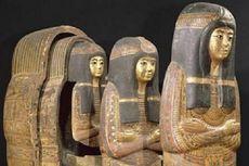 Cara Orang Mesir Kuno Bersatu dengan Dewa Setelah Mati