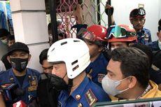 Evakuasi Siswi Terimpit Crane Berjalan Dramatis, Tim Damkar Menangis Bahagia Usai Selamatkan Korban