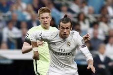 Gol Gareth Bale pada Final Copa del Rey 2014, Lari dengan Kecepatan 34,6 Kilometer Per Jam