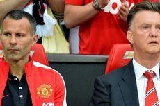 Giggs Bicara soal Kabar Perselisihan dengan Van Gaal