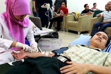 Stok Darah PMI Jakarta Pasca-Lebaran Menipis