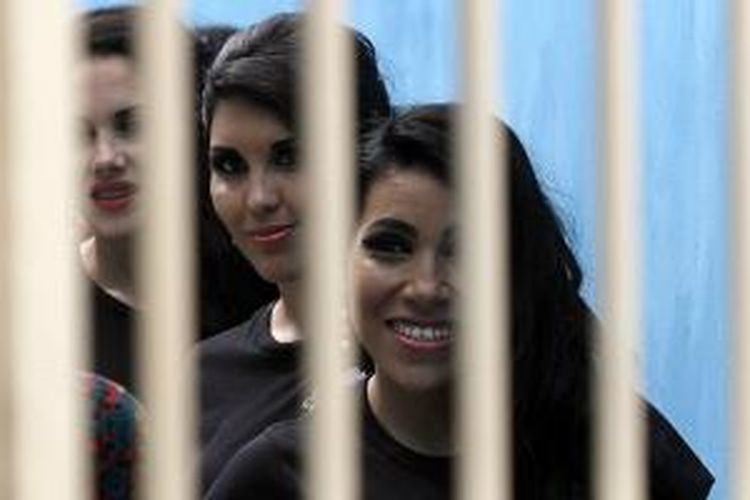 Penjara Baja California, Meksiko, gelar kontes kecantikan yang bertujuan untuk meningkatkan kepercayaan diri para narapidana wanita.