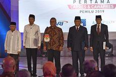 Survei Charta Politika: Jokowi-Ma'ruf 53,6 Persen, Prabowo-Sandi 35,4 Persen