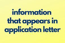 Informasi yang Dibutuhkan Ketika Melamar Kerja dalam Bahasa Inggris