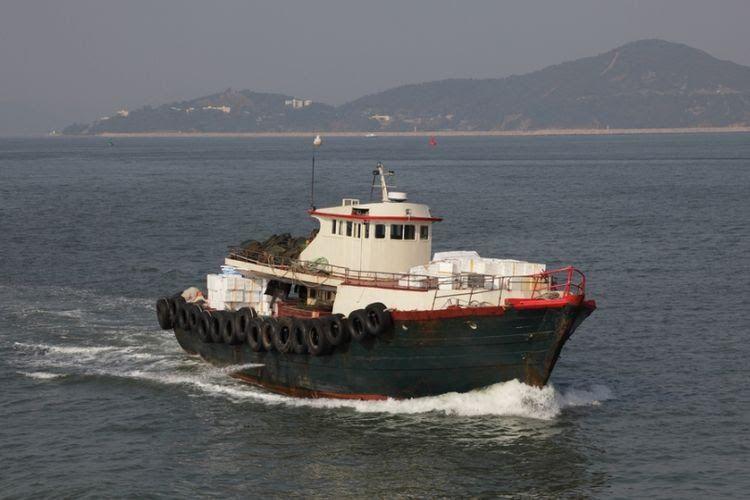 Ilustrasi kapal