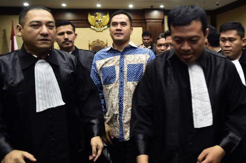 Ajukan Uji Materi, Saipul Jamil Terima Vonis Tiga Tahun Penjara