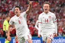 Profil Mikkel Damsgaard, Winger Seumuran Egy Maulana Pencetak Gol Termuda Denmark di Euro