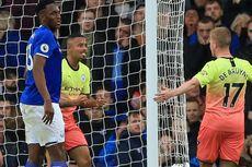 Everton Vs Man City, The Citizens Terus Tempel Liverpool