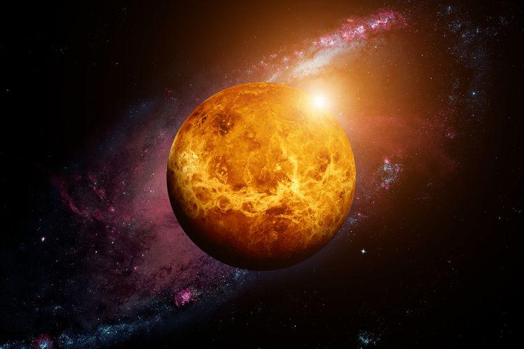 ilustrasi Venus