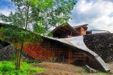 Material dan Teknik Tradisional Hasilkan Rumah Futuristik