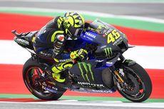 Adiknya Kecelakaan Jelang MotoGP Perancis, Valentino Rossi: Le Mans Berbahaya!