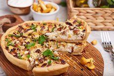 Resep Quiche Daging dan Keju, Bisa Pakai Kulit Pastry Siap Pakai