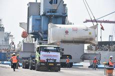 Pertamina Siap Distribusikan Bantuan 100 Ton Oksigen dari India