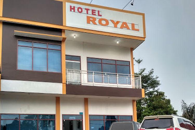 Hotel Royal Babulu, Kabupaten Penajam Paser Utara.