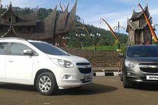 Target Chevrolet Tak Muluk-Muluk di Minang