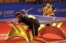 Sejarah ITTF, Induk Olahraga Tenis Meja Internasional