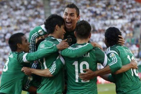 Meksiko, Negara Ke-31 yang Lolos ke Brasil
