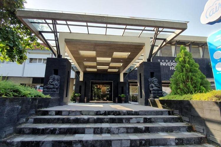 Universitas Gadjah Mada (UGM) siapkan University Club (UC) Hotel untuk shelter. Selain itu, UGM juga siapkan wisma Kagama sebagai shelter. (Foto dokumentasi Humas UGM)
