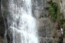 Air Terjun 8 Tingkat nan Eksotis di Sulawesi Barat