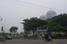BMKG: Hari Ini Kabut Asap Terparah di Aceh Utara