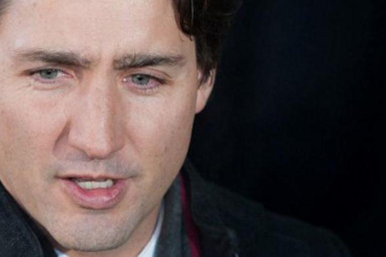 Perdana Menteri Kanada Justin Trudeau