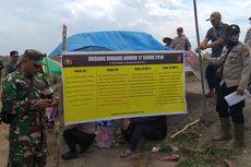 Polisi Pasang Spanduk Peringatan di Lokasi Perburuan Harta Karun yang Diduga dari Kerajaan Sriwijaya