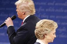 Jajak Pendapat Jelang Pilpres AS, Trump Ungguli Hillary