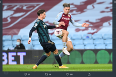 Hasil Aston Villa Vs Leeds United, Noda Pertama The Villans