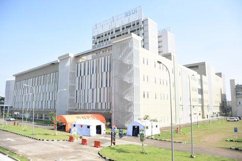 Rumah Sakit Rujukan Covid-19 di Depok Nyaris Tak Mampu Tampung Pasien