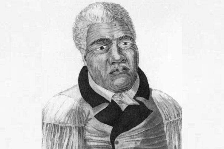 Raja Kamehameha I, raja pertama Kepulauan Hawaii. (Britannica)