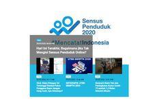 [POPULER TREN] Sensus Penduduk Online 2020 | 12 Negara Nol Kasus Virus Corona