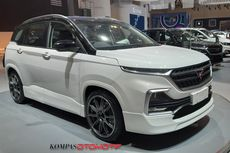 Wuling Almaz Versi Sporty, Jadi Mirip SUV Amerika