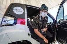 Gandeng Toyota, Menparekraf Hadirkan Pariwisata Mobil Listrik di Bali