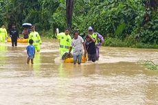1.000 Orang Mengungsi karena Banjir, Pemkab Keerom Tetapkan Status Tanggap Darurat Selama 14 Hari