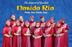 Lirik dan Chord Lagu Kota Santri - Nasida Ria