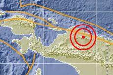 Periksa Dampak Gempa M 6,0 di Mamberamo Raya, BPBD Lewati Sungai 85 KM