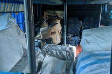 Tak Pasang Garis Polisi di Bus Pengangkut Ganja, BNNP Banten Ditegur Granat