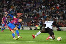 Hasil Barcelona Vs Valencia, Gol Menit Akhir Coutinho Antar Blaugrana Menang 3-1