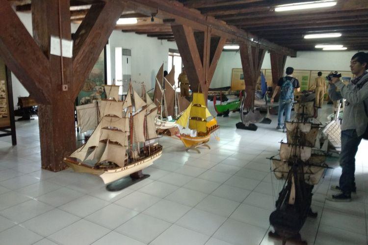 Museum Bahari kembali dibuka Selasa (23/1/2018)