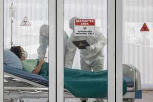 Studi: Pasien Corona yang Sembuh Bisa Alami Penurunan Fungsi Paru-paru