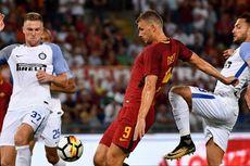 Inter Vs AS Roma Tanpa Gol, Nerazzurri Rawan Tergusur Juventus