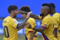 Pemain yang Vokal Itu Kini Telah Pergi, Messi Beri Salam Perpisahan