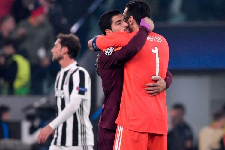 Hasil Liga Champions Juventus Vs Barcelona Tanpa Gol Halaman All Kompas Com
