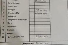 Anggota DPRD DKI Terima Laporan Ahok soal Tarif Kremasi Melonjak Ratusan Juta Rupiah