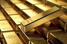 Dollar AS Menguat, Harga Emas Turun untuk Hari Ketiga