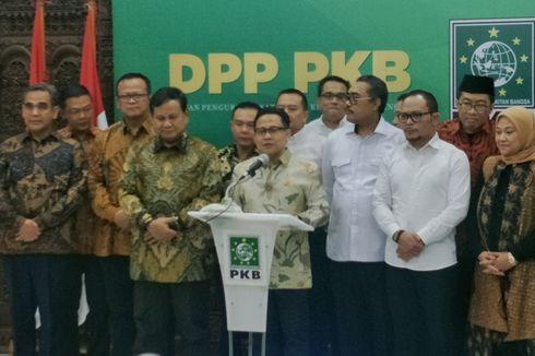 PKB Tak Keberatan jika Gerindra Masuk dalam Kabinet Jokowi-Ma'ruf