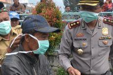 Pemkab Bener Meriah Bagikan 7.000 Masker untuk Warga