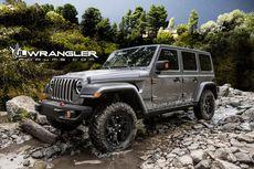 Perusahaan China Ingin Caplok Merek Mobil Jeep